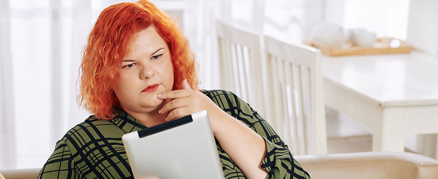 COVID and obesity image